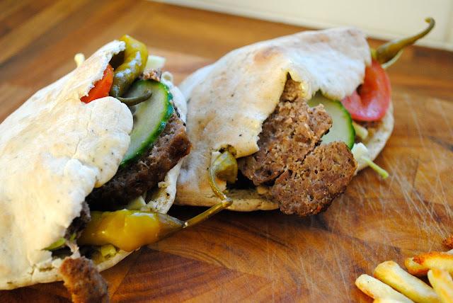 kebab bread