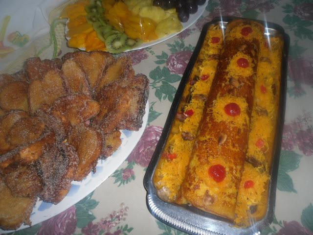 Torta de laranja- Receita Bimby e tradicional