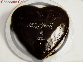 chocolate cake in marathi