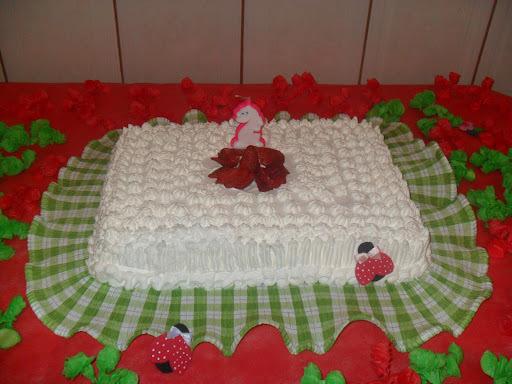 recheio para bolo de aniversario com maracuja e morango
