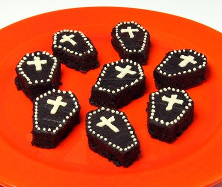5 receitas doces para sua festa de halloween