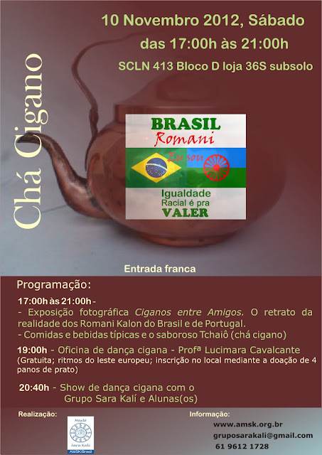 TCHAIÔ ROM/BRASIL E PORTUGAL