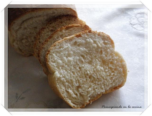 Pan blanco rápido de Dan Lepard