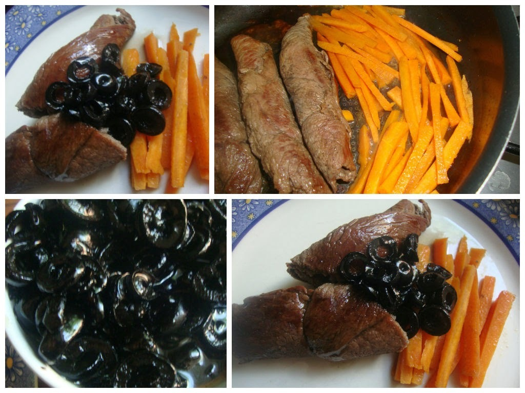 Aceitunas Negras en Almíbar (ideal para acompañar carnes, aves, pescados y mariscos)