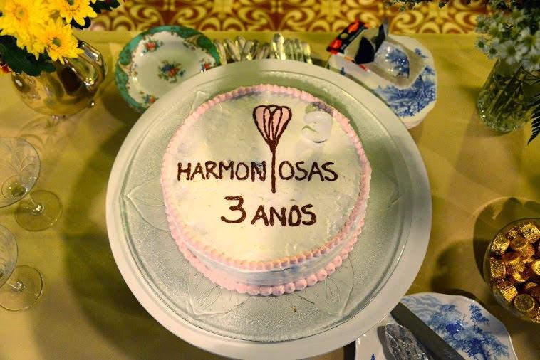 Três anos de Harmonia - A Festa - Cap I