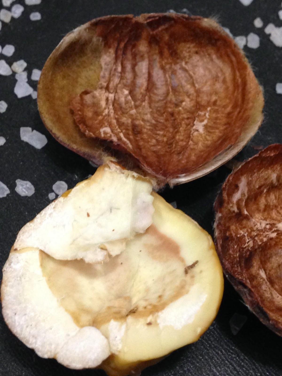 como preparar castanha portuguesa cozida