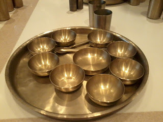 Food Review: Thali @ Maharaja Bhog, Goregaon (E) (Inside Oberoi Mall)
