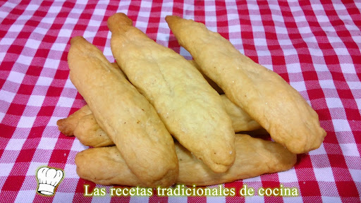 Receta de Rosquilletas Valencianas
