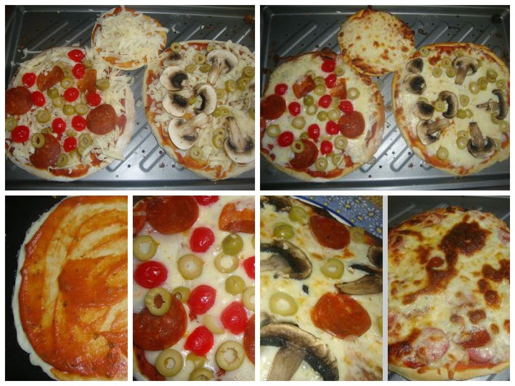 Pizza casera