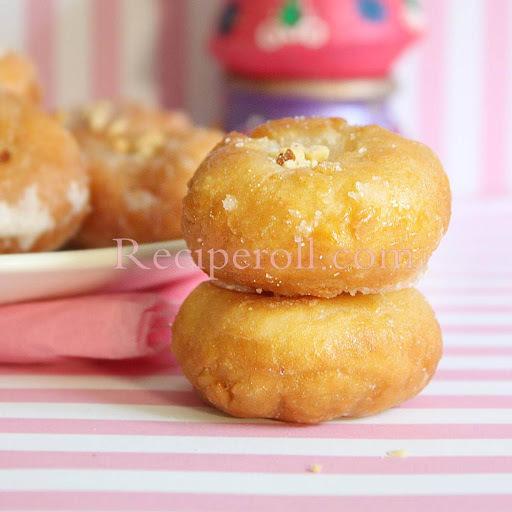 Badusha | Balushahi - Diwali Sweets