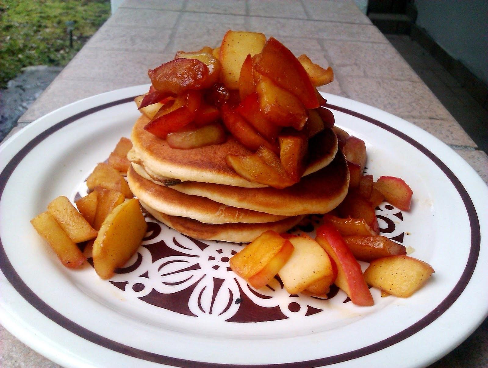 Amerikai palacsinta (pancake)
