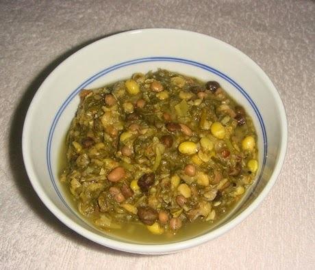 Gadsoppu/Gattisoppu ~ Total desi style recipe