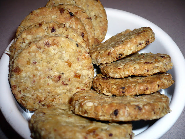 les foodies tous les biscuits