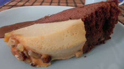 Cake Impossible- CHOCOFLAN