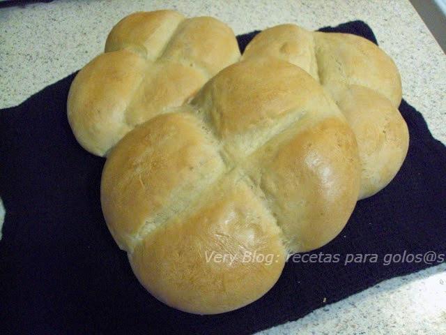 MARRAQUETA (receta con manteca)
