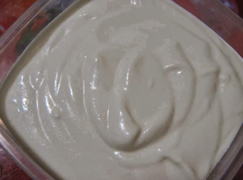 Requeijão Caseiro – Tipo Cream Cheese