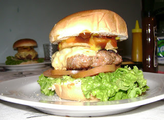 Hambúrguer Misto