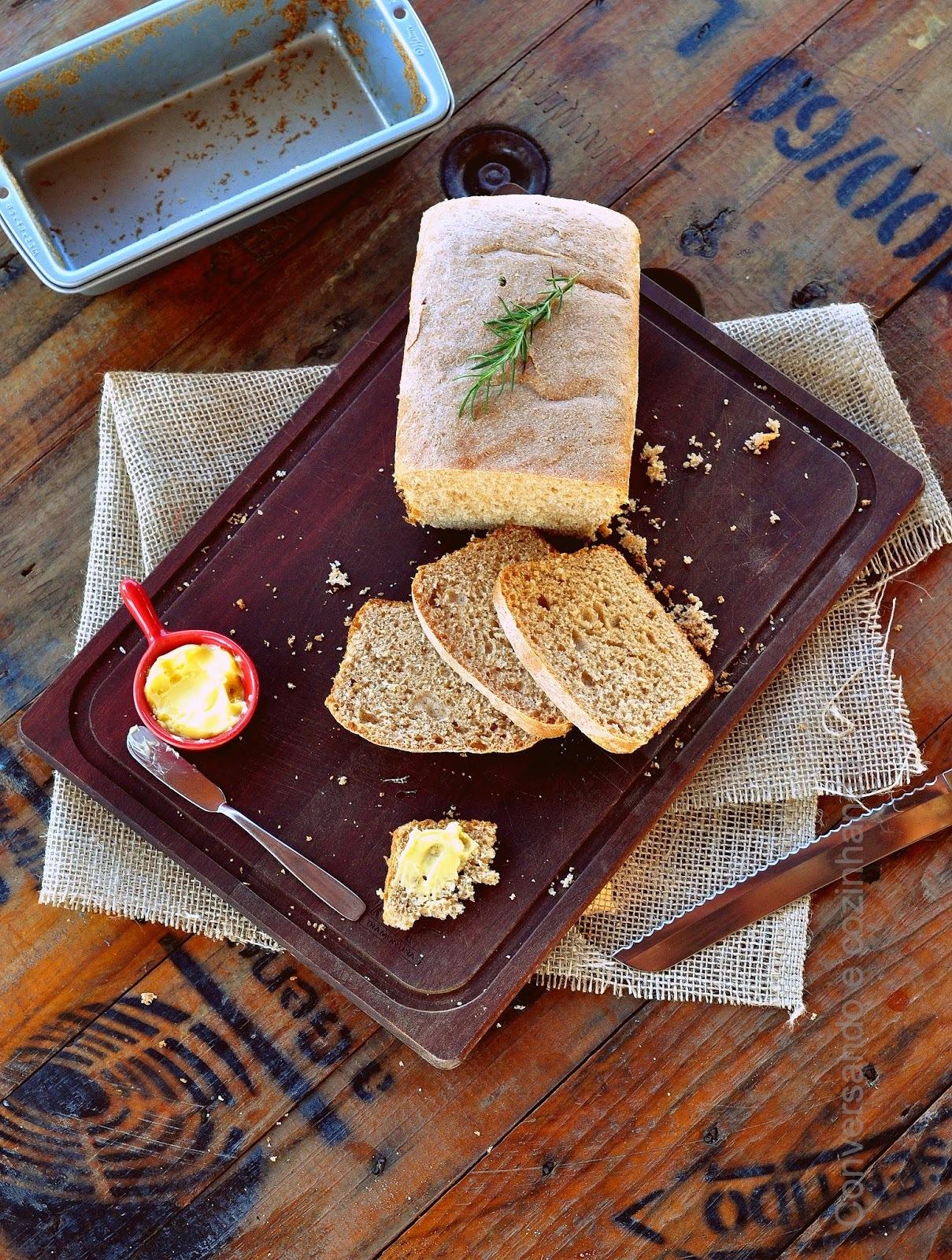Pão integral, da Camile