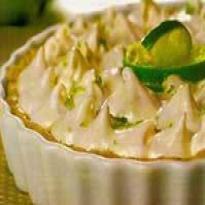 Torta de Limão de Microondas