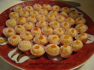 doce de damasco de copinho