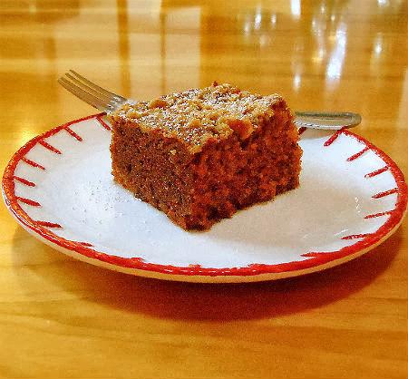 khaki cake