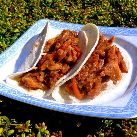 Frugal Foodie Friday - Slow Cooker Moo Shu Pork