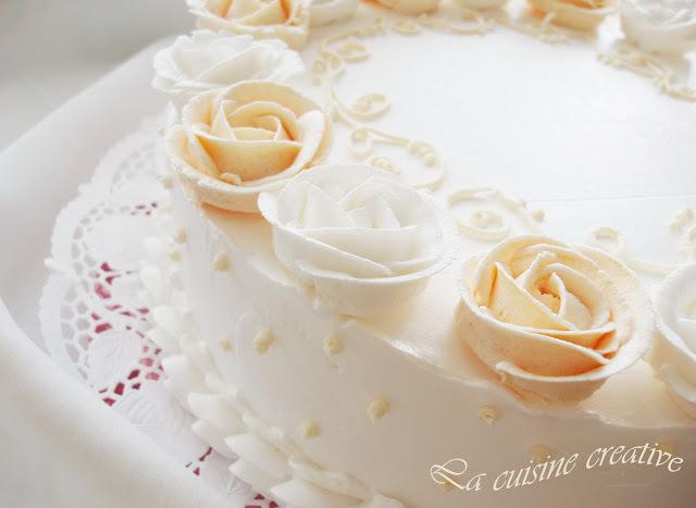Torta sa ruzicama
