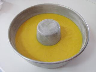 bolo de farinha de trigo simples de liquidificador sem ovos