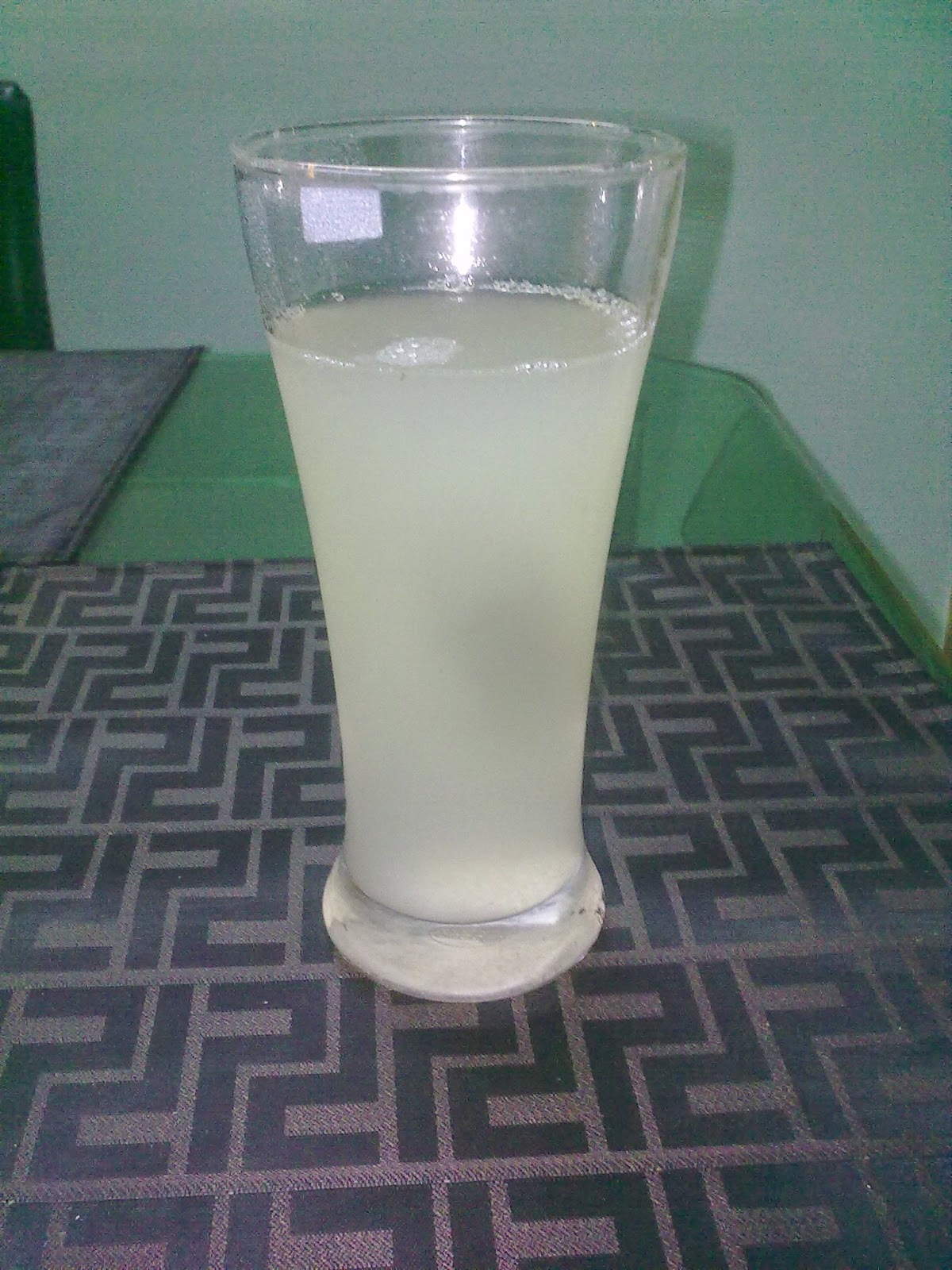Aam Panna/Raw mango juice
