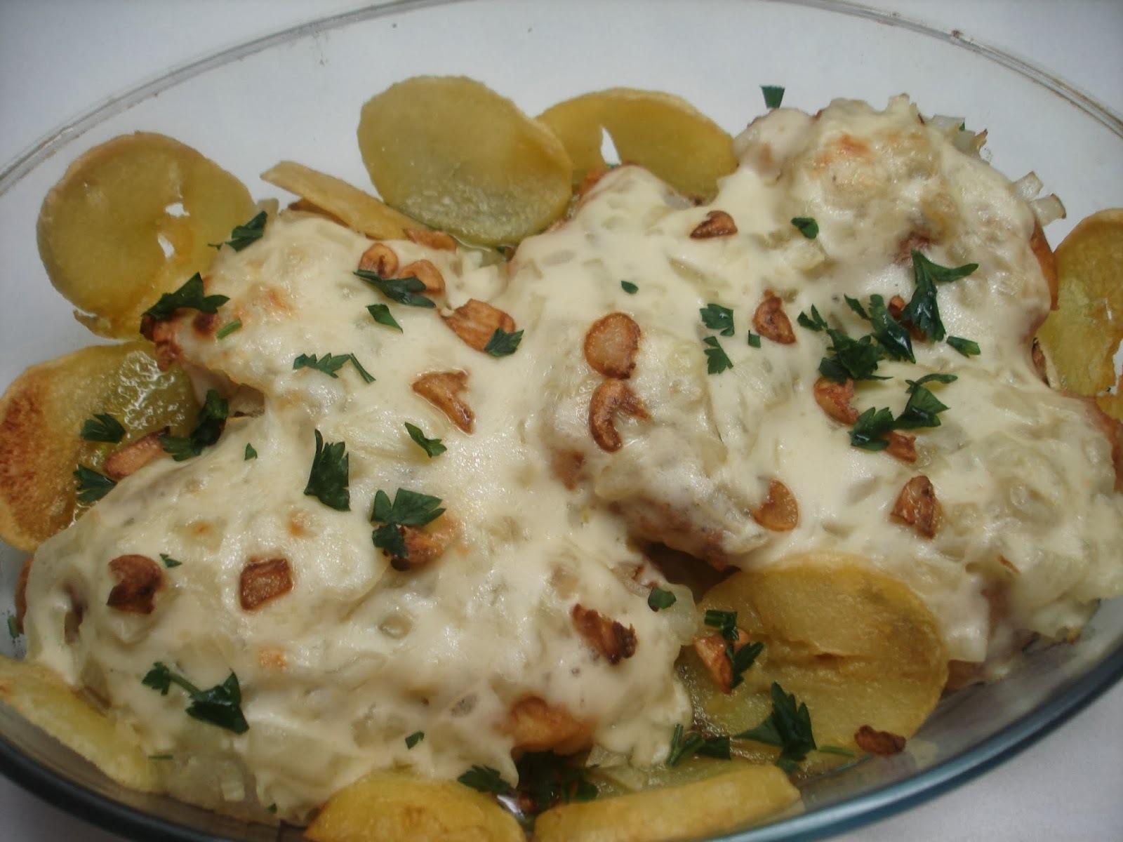 Bacalhau à Trasmontana para sua Semana Santa: uma delícia portuguesa que testei pela primeira vez! Vale a pena!