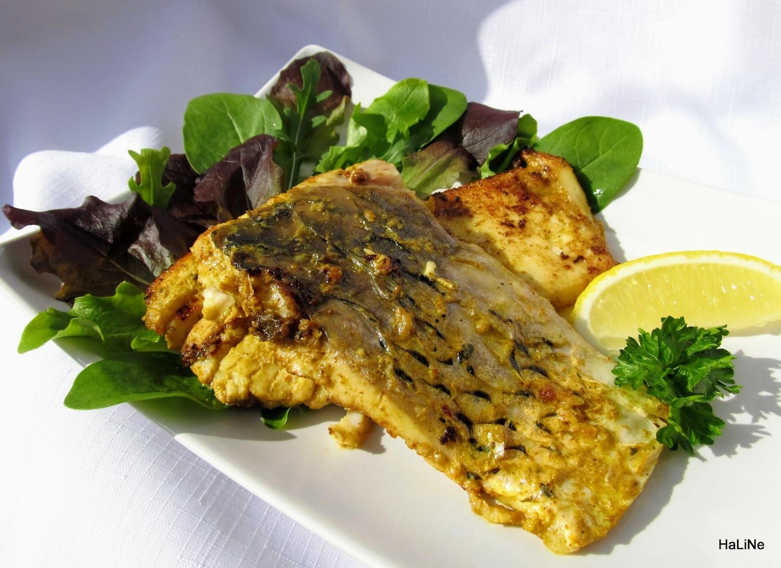 Marinované rybí filety