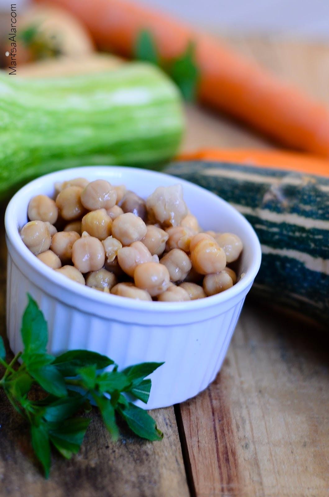 Arroz com Legumes Salteados