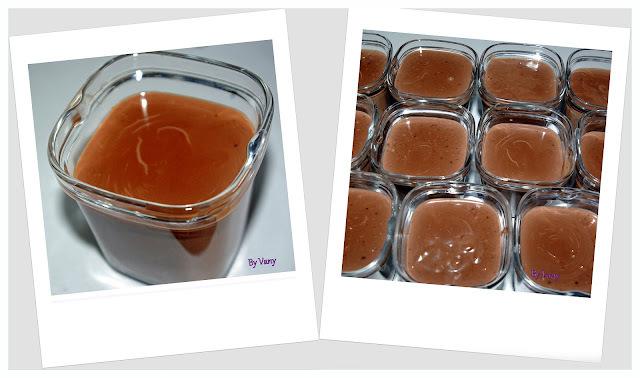 Creme dessert Façon Danette au chocolat