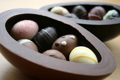 Pascóa : Chocolates