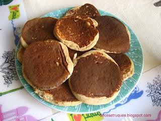 ingrediente para café da manhã para 30 pessoas