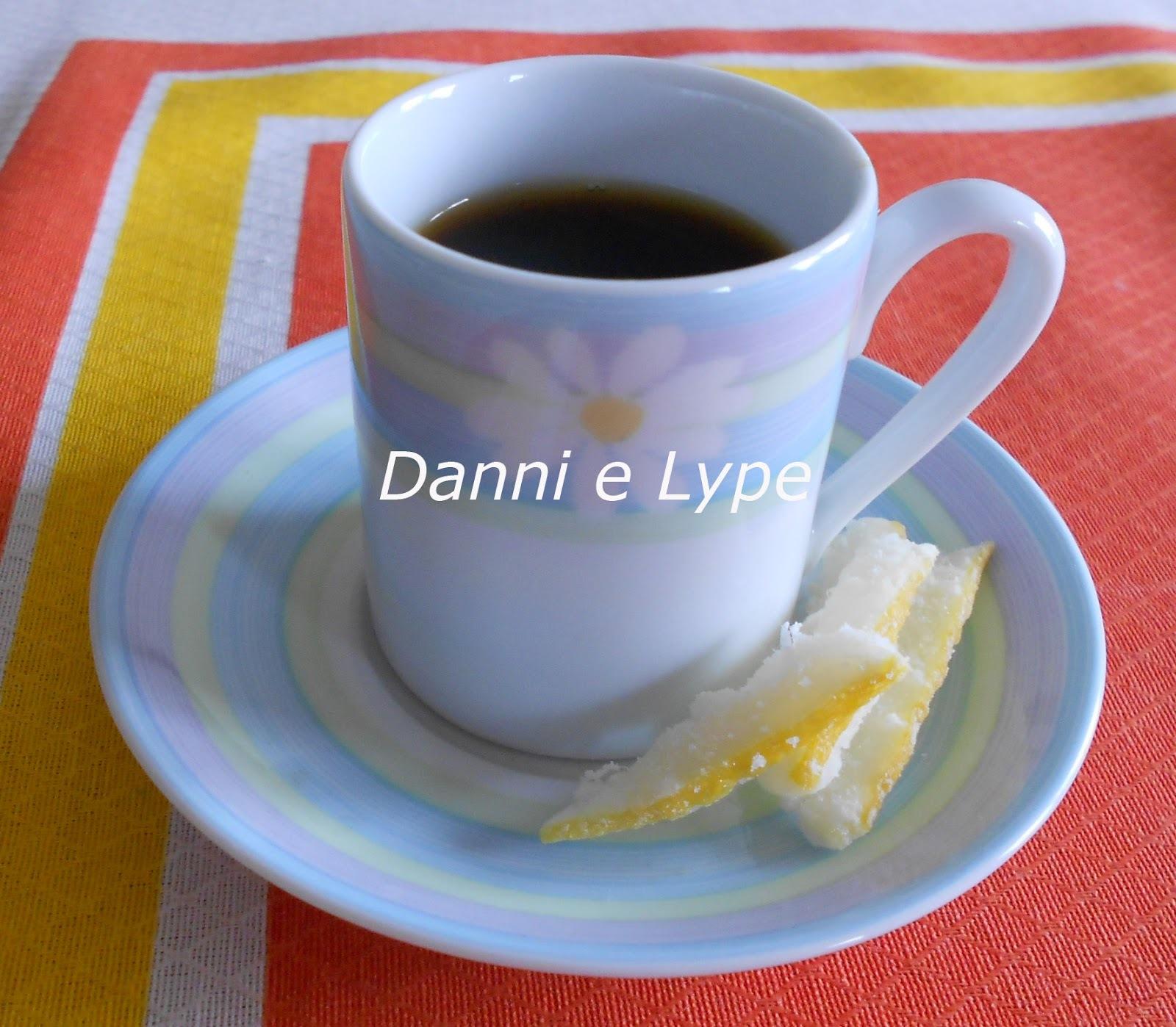 Casca de Limão Siciliano Cristalizada