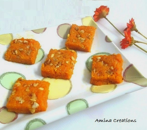 EID SWEET - CARROT HALWA
