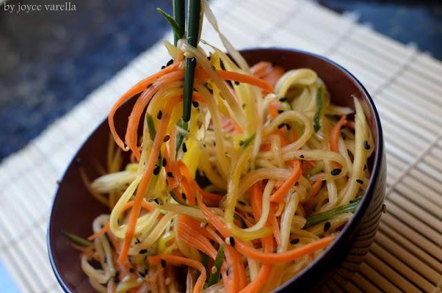 Saladas Orientais