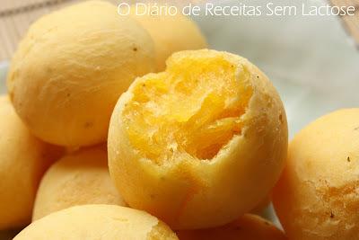 Pão de Queijo com Mandioquinha da Alessandra