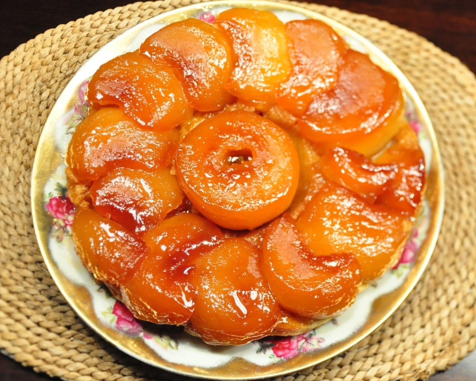 torta invertida de manzana ariel rodriguez palacios