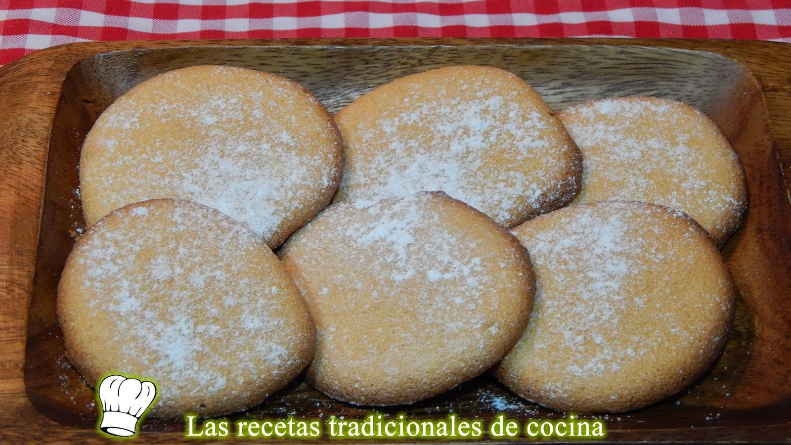 Receta de las tortas de Alcazar de san Juan