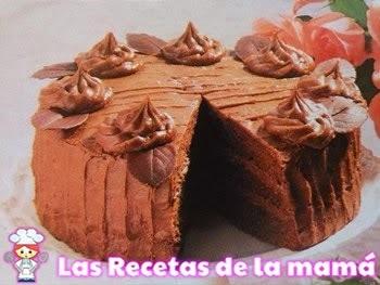 Receta de Tarta de chocolate especial
