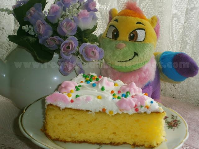 como fazer para o bolo nao ficar com cheiro e gosto de ovo