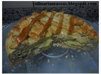 Massas:Massa para torta muito fácil (serve até para quiche)
