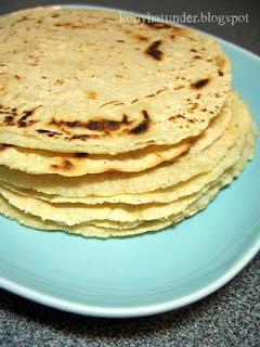 tortilla tészta élesztő