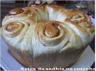 Rosca Real receita da Dona Luiza.