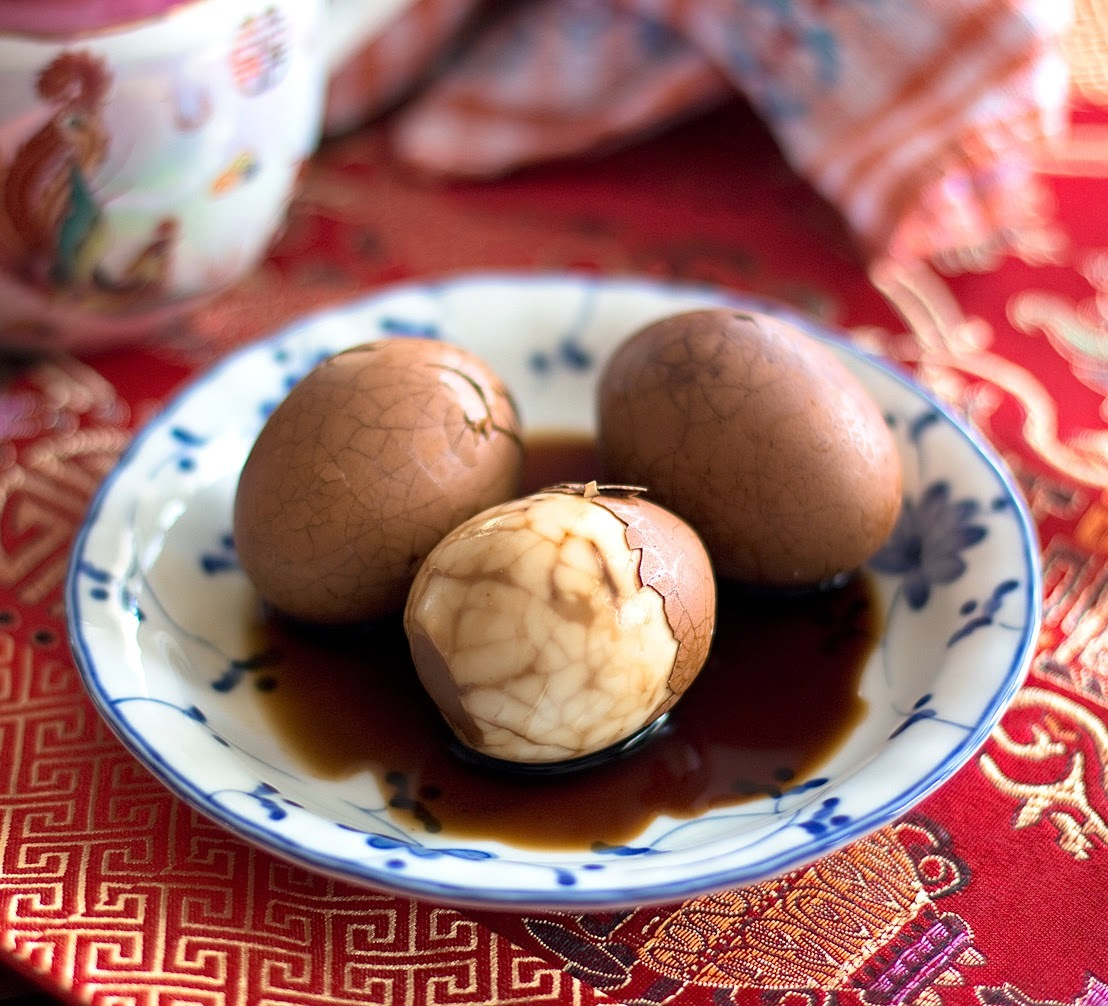 Earl Grey Tea Egg 格雷伯爵茶茶叶蛋
