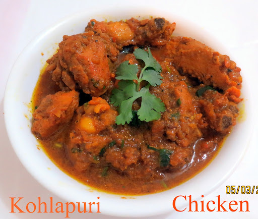Kohlapuri Chicken