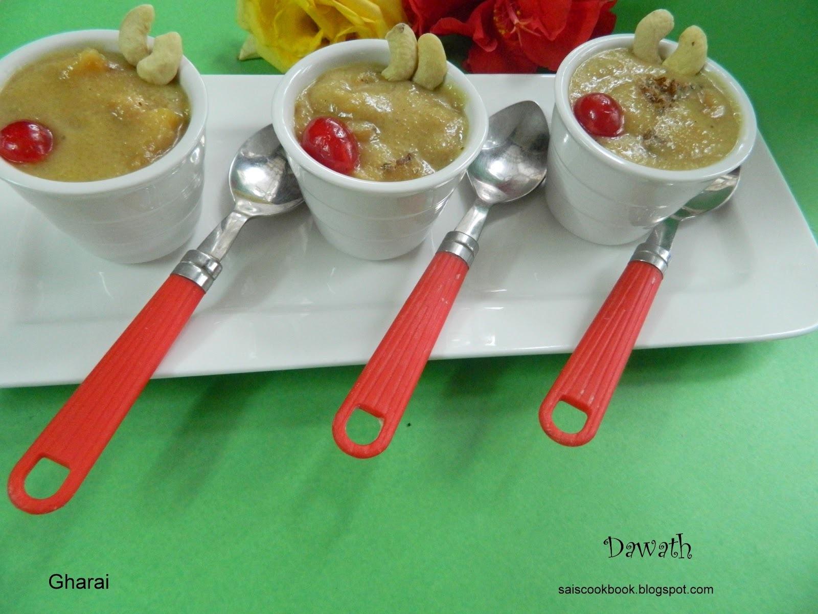 Ponsa Gharai(Jackfruit Kheer),Ashad special