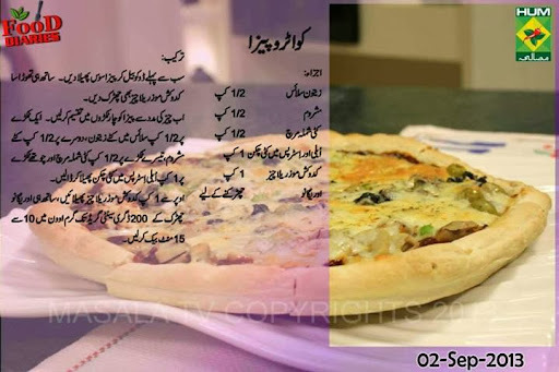 Quattro Pizza